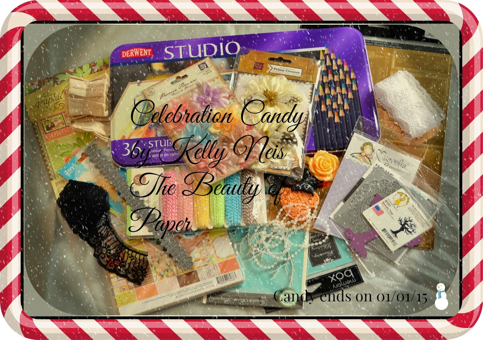 Kelly's Blog Candy