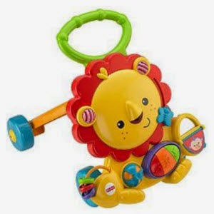 Buy Fisher-Price Musical Walker Lion for Rs.1799 at Amazon