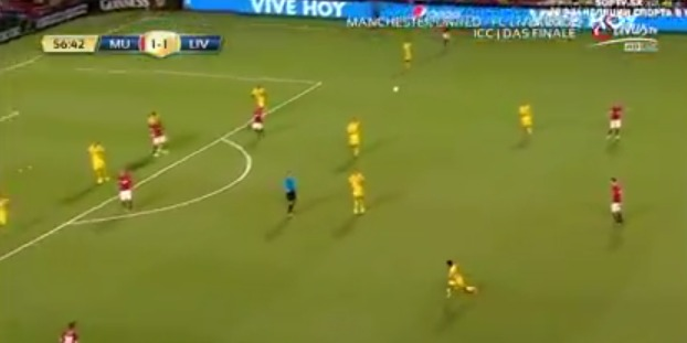 Kalahkan Liverpool 3-1, Manchester United Juara ICC 2014 (Video Gol)