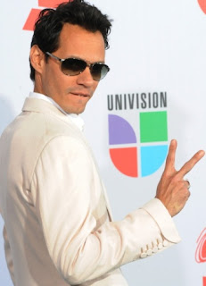 Cantante Marc Anthony