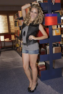 Fotos Roberta do Rebelde - Lua Blanco 3