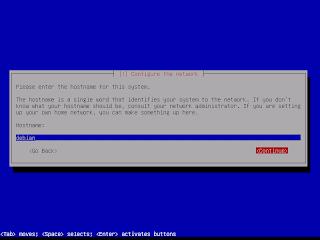 Langkah langkah Menginstal Linux Debian 6 Berbasis Teks