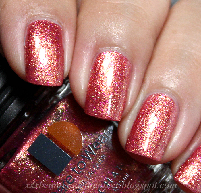 Zoya Coral BeautyRedefined by Pan...