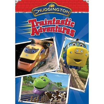 Chuggington Traintastic Adventures
