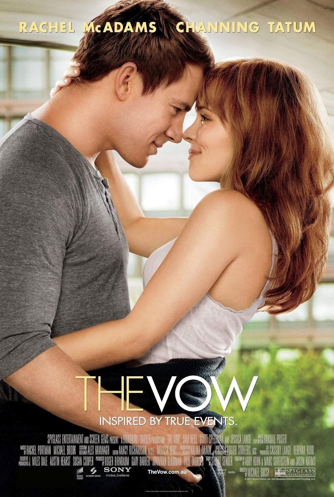 Todos los días de mi vida (The Vow) (2012)