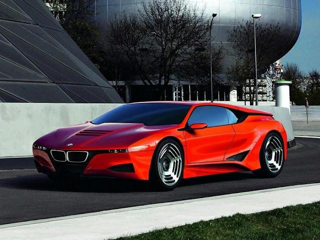 BMW M8 Supercar