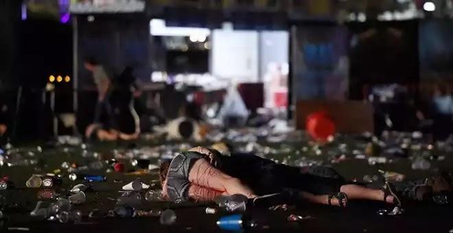 Βίντεο – ντοκουμέντο: Η στιγμή που ένοπλος γαζώνει το πλήθος σε συναυλία στο Λας Βέγκας