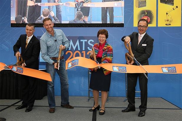 IMTS 2012- シカゴショー(シカゴ国際工作機械見本市)