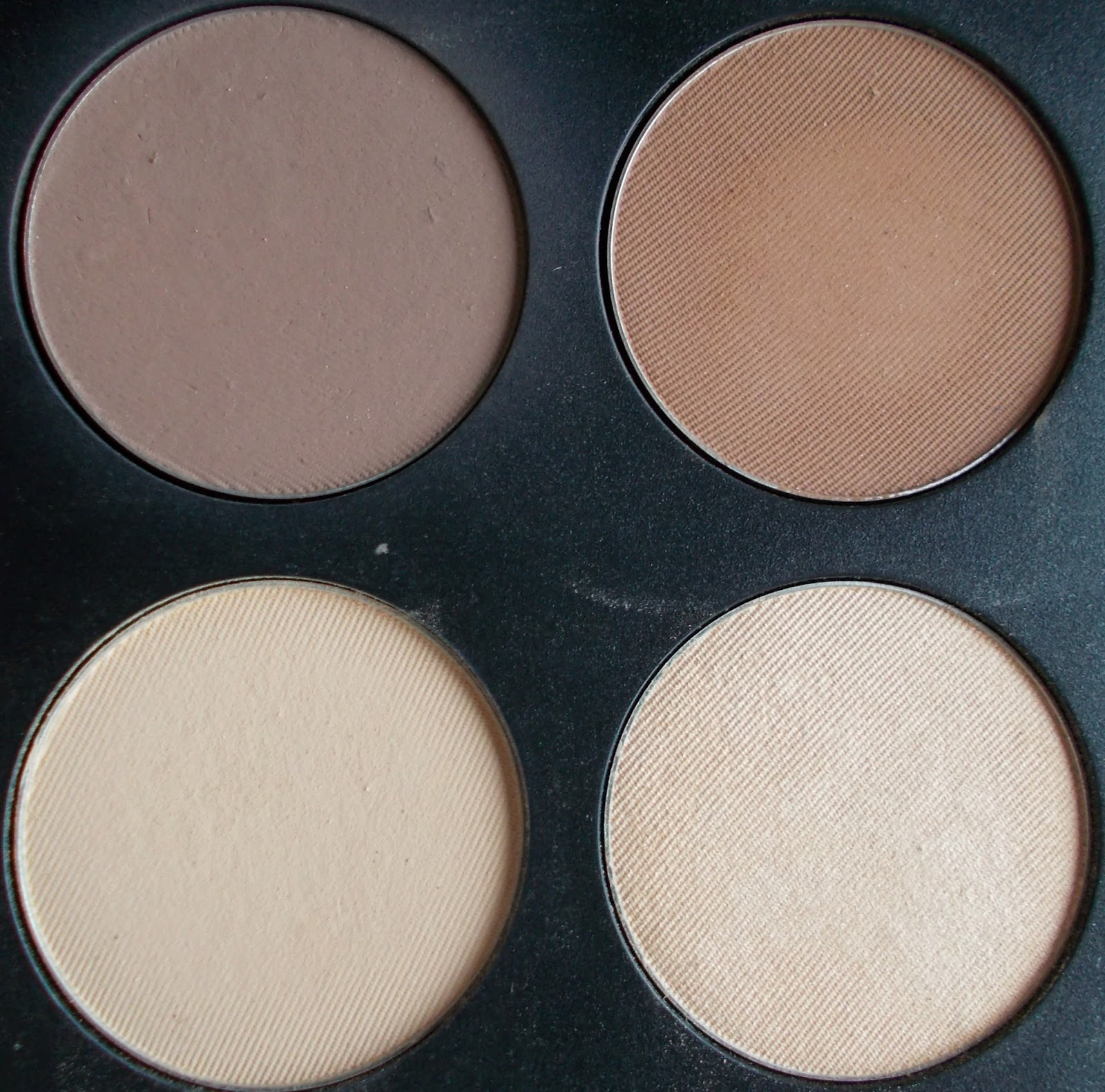 smashbox #shapematters contour powder