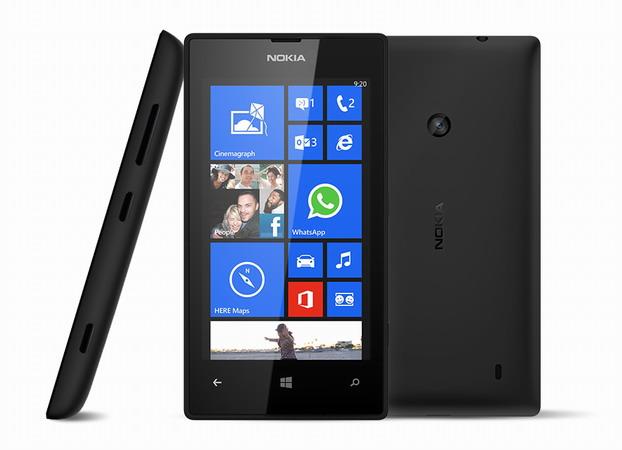 Harga handphone Nokia Lumia 520