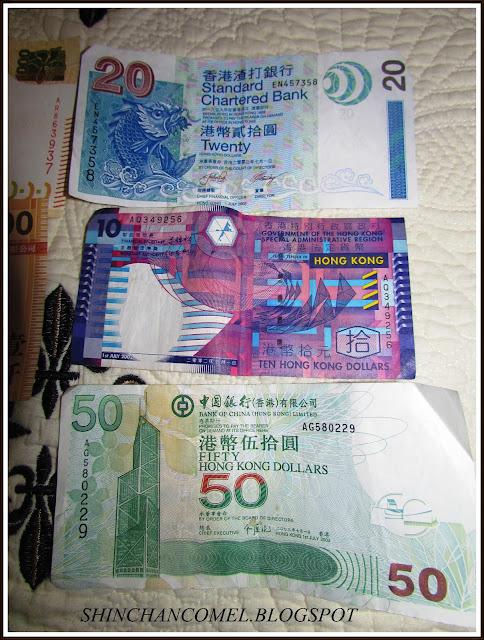duit hong kong dollar bercuti tips travel melancong ringgit