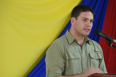 Juan Carlos Pinzón Bueno, MINDEFENSA.