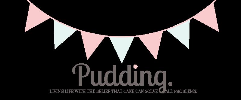 Pudding.