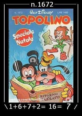 Topolino 1672