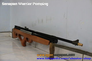 warrior pompa samping
