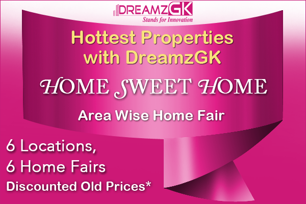 Dreamz Infra at Bangalore Home Fair