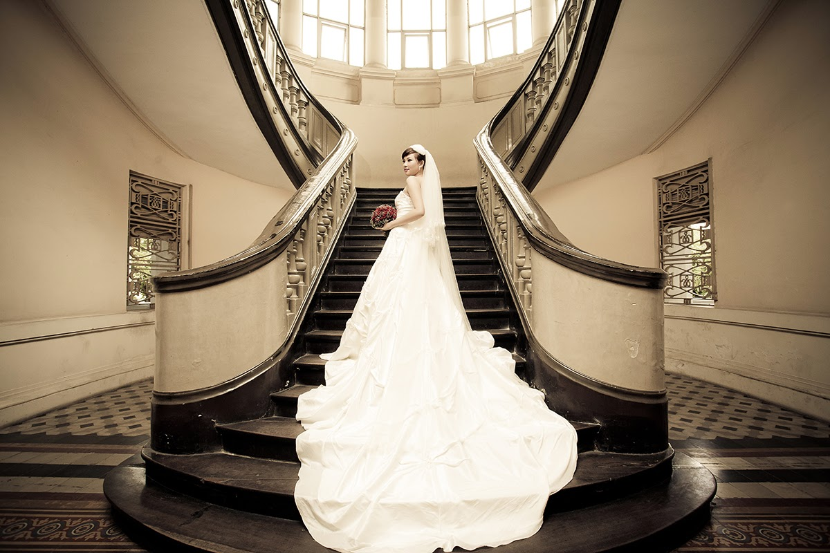 địa điểm chụp ảnh cưới đẹp ở thành phố mang tên Bác