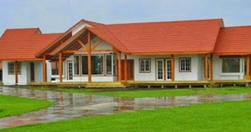 Fachadas de casas sencillas i for Fachada de casa moderna de un piso