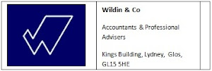 Sponsor - Wildin Accountants