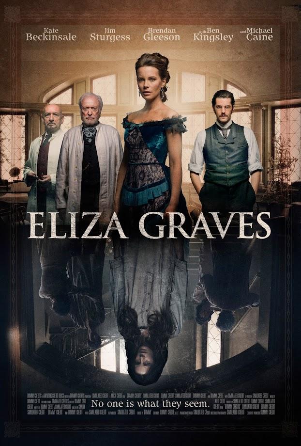 Stonehearst Asylum - Eliza Graves poster