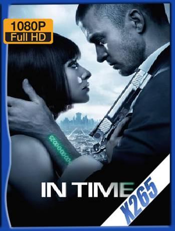 In Time (2011) x265 [1080p] [Latino] [GoogleDrive] [RangerRojo]