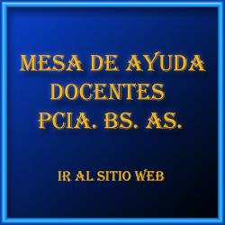 MESA DE AYUDA DOCENTES