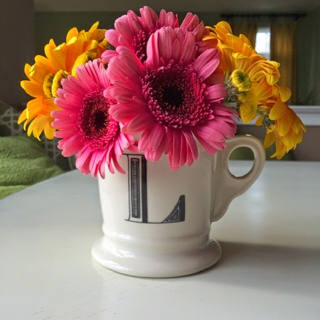 anthropologie mug, giveaway