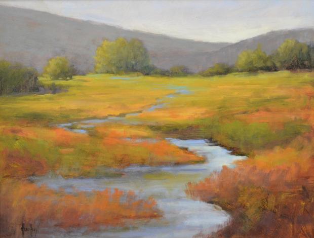 "barbara churchley fine art ""marsh"