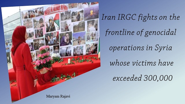 Iran-Maryam Rajavi's Message