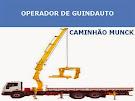Curso Operador de Guindauto - Caminhão Munck