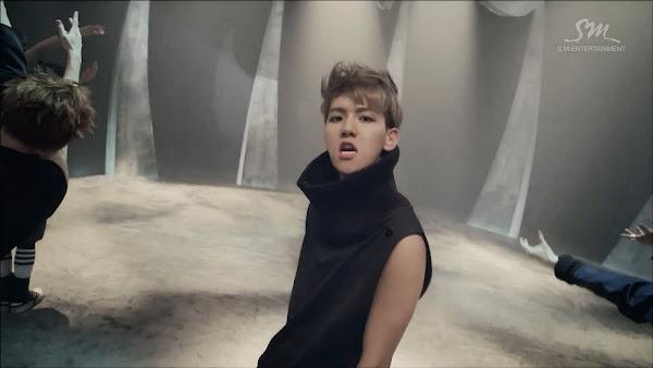 EXO Baekhyun Wolf