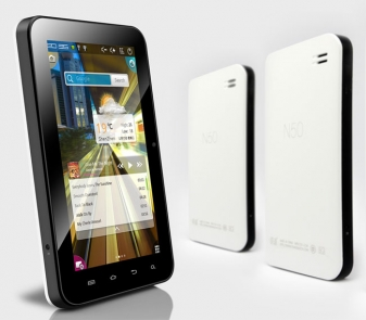 N5Zero Android Mini Tablet