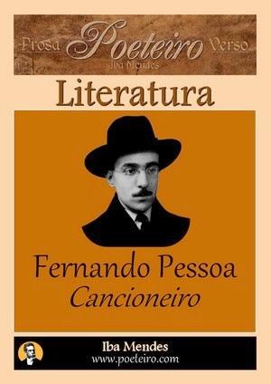 Fernando Pessoa - Cancioneiro - Iba Mendes