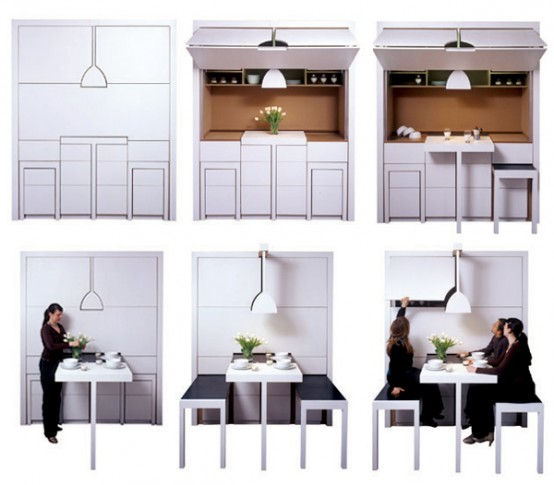 10 Compact Kitchen Designs For Small Spaces Modern House Plans Designs 2014