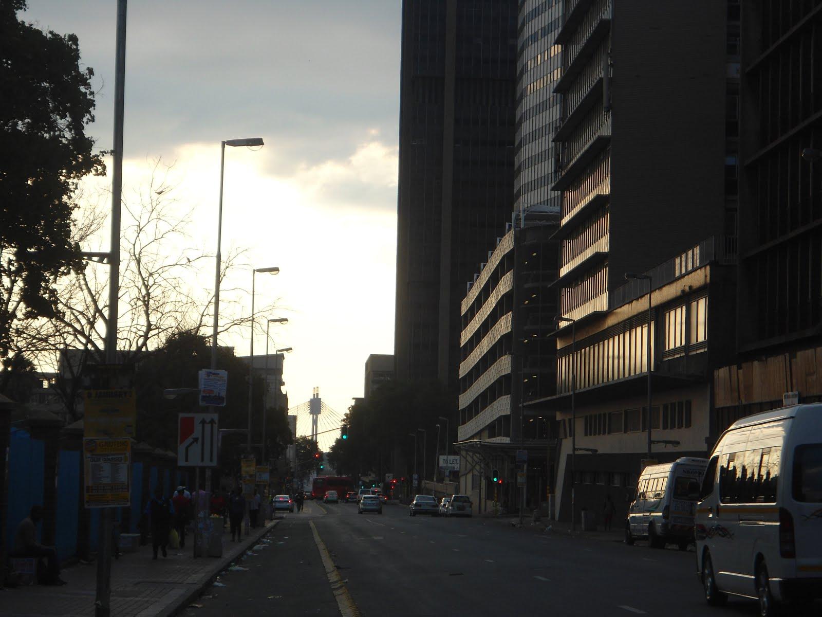 Joanesburgo.