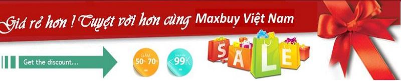 Chương trình khuyến mại của siêu thị Maxbuy