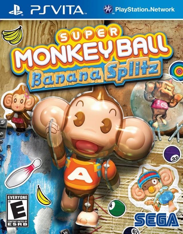 Gamecube Monkey Ball Vision Super Monkey Ball