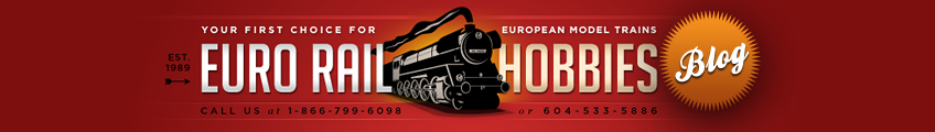 Euro Rail Hobbies and More Blog
