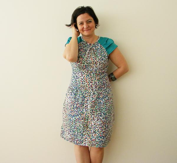 simplicity 2281 cynthia rowley  moda tasarım dikiş designer bahar modası elbise giysi