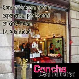 CONCHA CABRERA. PELUQUERIA, ESTILISMO