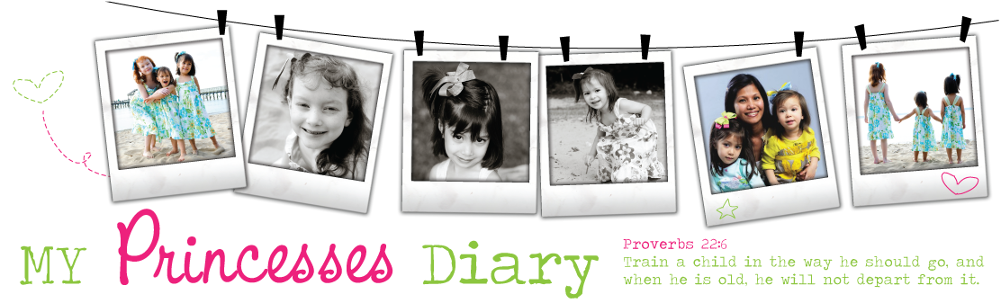 My Princesses Diary