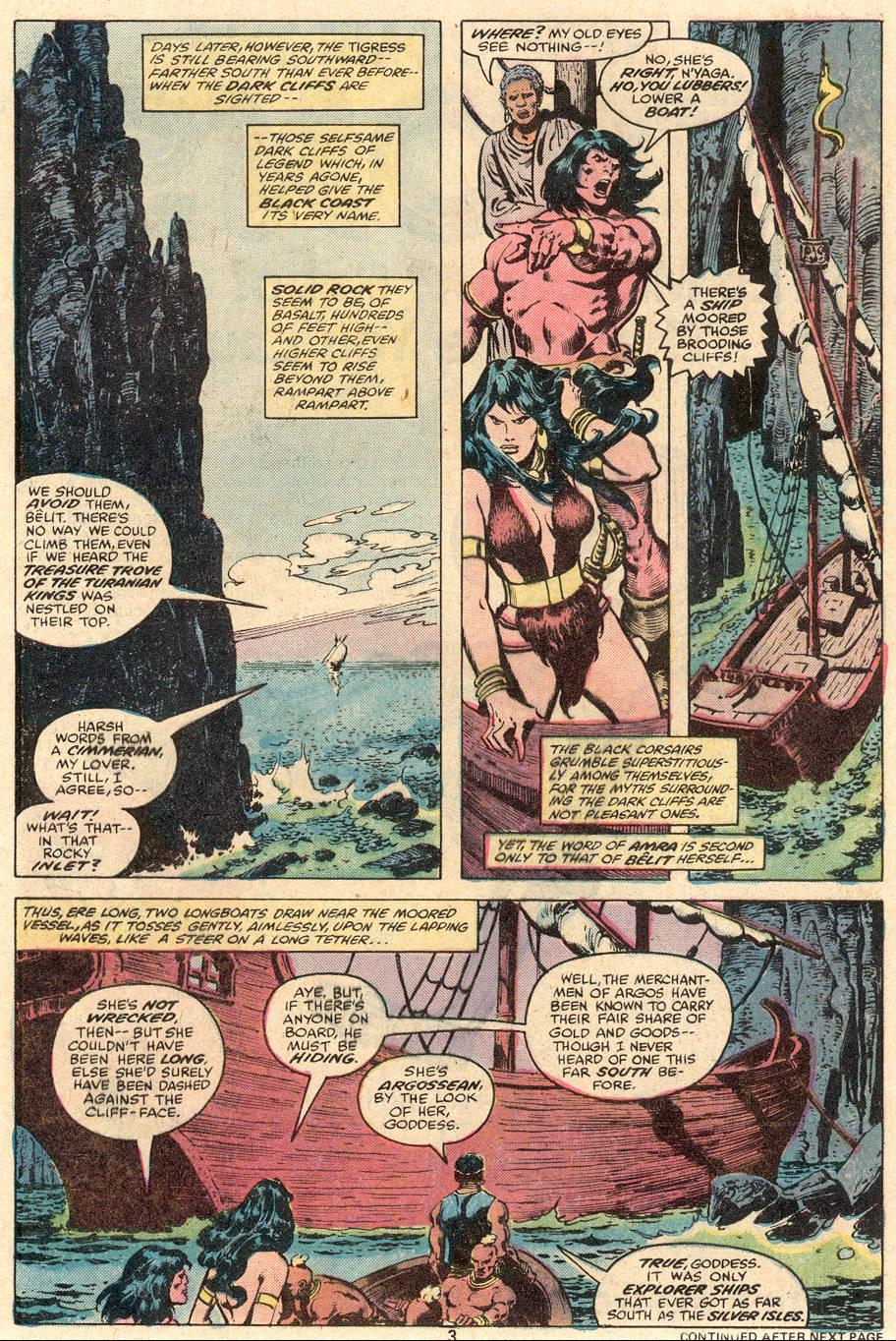 Conan the Barbarian (1970) Issue #99 #111 - English 4