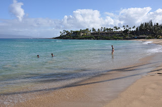Napili Bay Beach Photo Maui