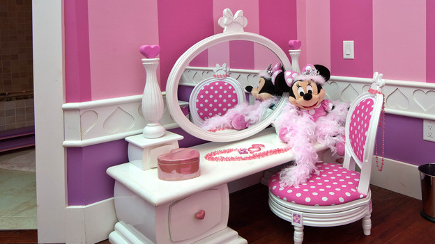 Dormitorio Minnie
