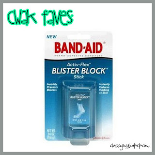 Band Aid Blister Block