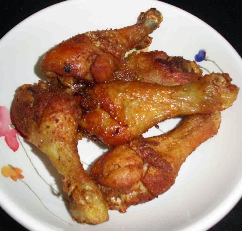 Resep Ayam Goreng Mudah Dan Praktis