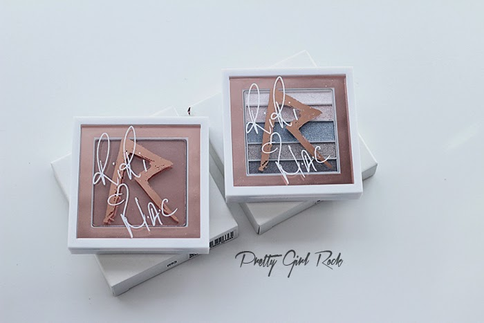 Rihanna Hearts MAC Bronzer & Eye Shadows