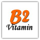 Fungsi vitamin B2 bagi tubuh