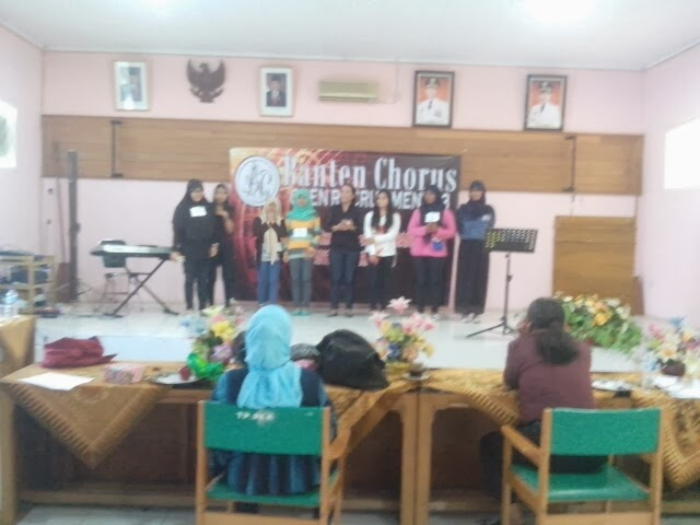 Banten Chorus Open Recruitment #3
