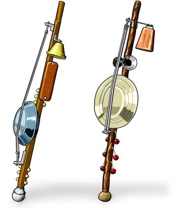 スタンプ・フィドル/ジングリング・ジョニー (Stump fiddle / Jingling Johnny)